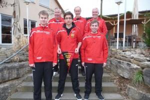 SKC Markelsheim-2 - Meister der Kreisliga Hohenlohe