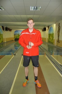 Timo Leber für 200 Spiele geehrt