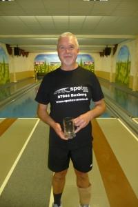 Andreas Mehburger für 300 Spiele geehrt